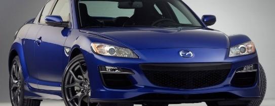 Mazda RX-8 si motorul rotativ