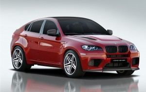 BMW X6 M: Tuning de la Vorsteiner