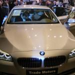 Lansarea noului BMW Seria 5 la Trado Motors Iasi