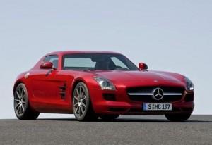 Pretul Mercedes-ului SLS AMG a fost anuntat