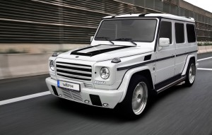 Mercedes G55 AMG modificat de VATH