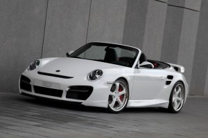 Porsche 911 Turbo in versiunea TechArt