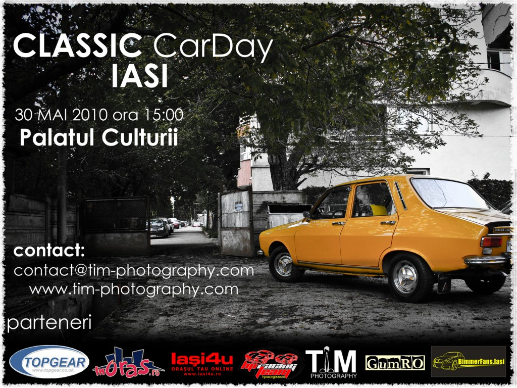 Classic Car Day Iasi