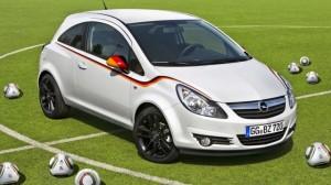 Football Championship – O editie speciala a modelului Opel Corsa