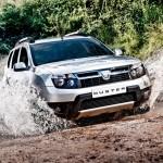 Experienta Offroad cu Dacia Duster