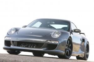Porsche 911 Turbo tunat de Sportec
