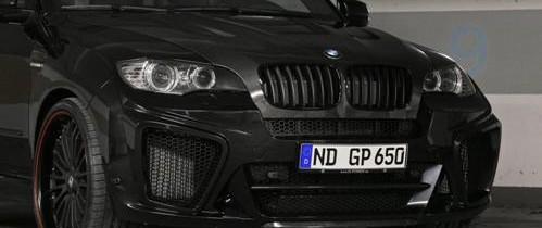 Cel mai rapid BMW X6 se numeste Typhoon RS