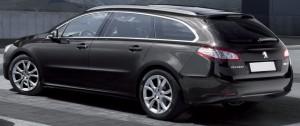 Primele imagini cu cel mai nou Peugeot