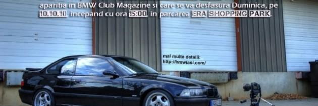 IASI: BMW PhotoSession Meet