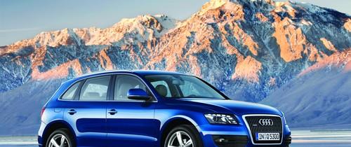 Audi Q5 Hybrid disponibil din luna noiembrie