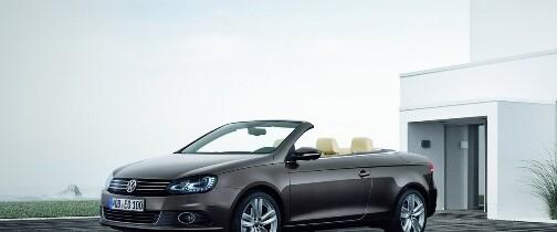 In primavara anului viitor VW Golf Cabrio va intra in productie