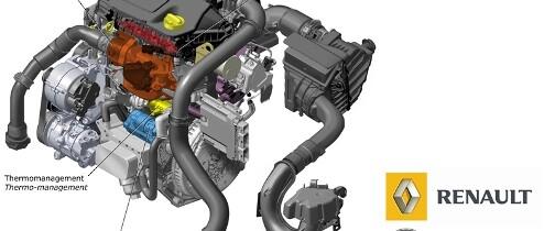 Motor diesel de la Renault pentru viitorul A-Klasse