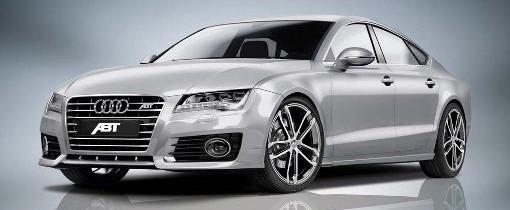 Audi A7 tunat de ABT