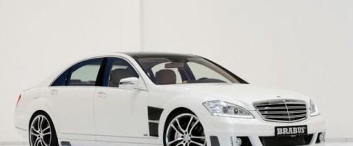 Ecotuning Brabus – Mercedes S350 BlueTec
