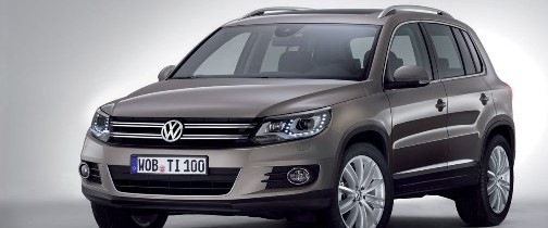 Facelift pentru Volkswagen Tiguan