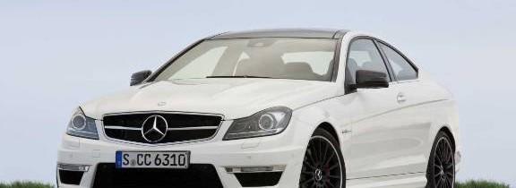 Mercedes C63 AMG Coupe a fost anuntat oficial