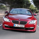 Clip de prezentare pentru noul BMW Seria 6 Coupe
