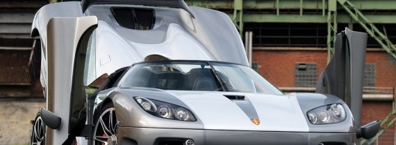 Pachet de tuning de la Edo Competition pentru Koenigsegg CCR