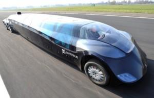 Super-autobuz olandez care dezvolta 800 CP