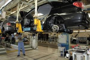 Productia Toyota la uzina din Brazilia va fi oprita temporar