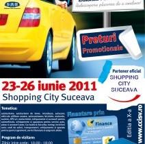 GALERIE FOTO: Salonul Auto Bucovina 2011