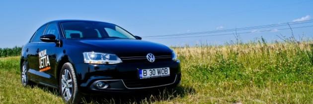 TEST DRIVE: Volkswagen Jetta, 1.6 TDI 105 CP
