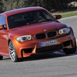 VIDEO: Drifturi la inaltime cu BMW 1M