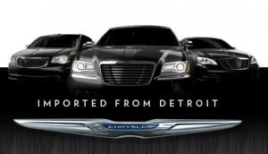 O noua reclama de la Chrysler, dedicata sloganului Imported from Detroit