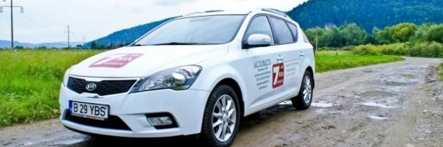 TEST DRIVE: Kia Cee`d SW, 1.6 CRDi 115 CP