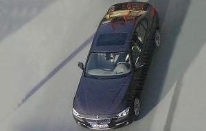 Noul BMW Seria 3 a fost surprins necamuflat