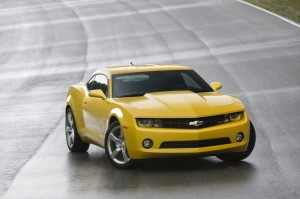 Muscle car-ul american Chevrolet Camaro va fi lansat in Europa