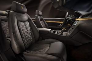 VIDEO: Pasii fabricarii unui Maserati GranCabrio editia FENDI