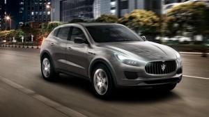 VIDEO: Spot promotional pentru SUV-ul Maserati Kubang