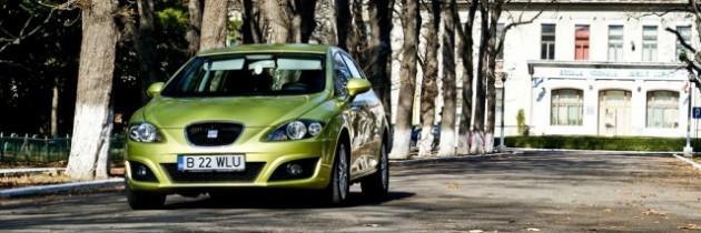 TEST DRIVE: SEAT Leon, 1.4 TSI 125 CP