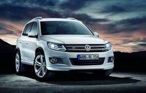 Pachetul R-Line pentru VW Tiguan a fost lansat