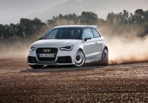 Audi A1 Quattro – 2.0 litri si 256 de cai putere