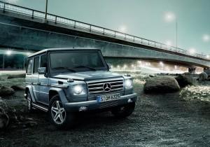 VIDEO: Mercedes G-Klasse, un off-roader de neoprit