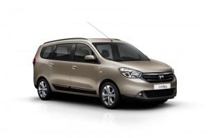 IMAGINI OFICIALE: Dacia Lodgy de serie