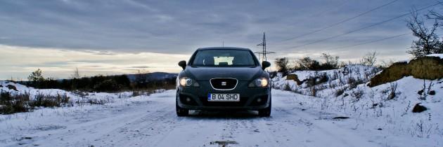 TEST DRIVE: SEAT Leon, 1.6 TDI 105CP DSG