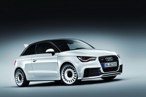 VIDEO: Noul Audi A1 Quattro – 256 CP