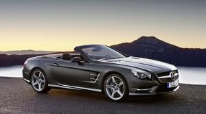 VIDEO: Mercedes SL aniverseaza 60 de ani de istorie