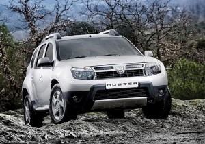 Prestige – prima serie limitata pentru Dacia Duster