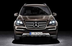 Noul Mercedes GL va fi lansat la New York