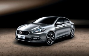 Fiat Viaggio: imagini si informatii oficiale