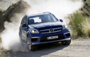 Primele imagini ale noului Mercedes GL