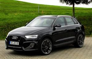 Kit de tuning de la ABT, pentru Audi Q3