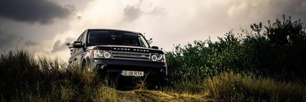 TEST DRIVE: Range Rover Sport, 3.0 TDV6 HSE Luxury