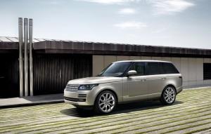 Primele imagini oficiale ale noului Range Rover