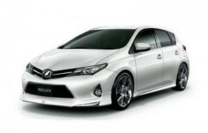 TRD a creat un pachet de tuning pentru Toyota Auris
