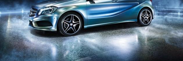 Casa Auto Iasi prezinta noul Mercedes Clasa A